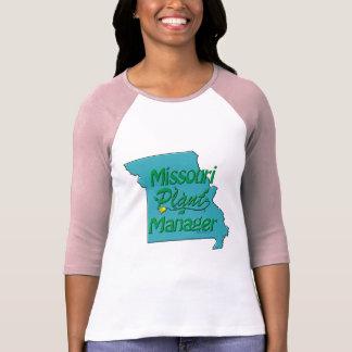 Missouri Plant Manager Shirts