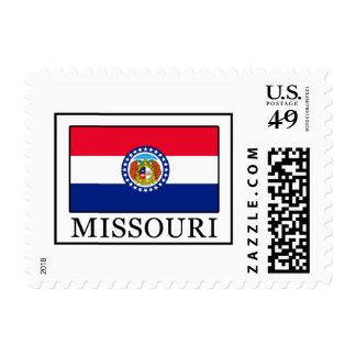Missouri Postage