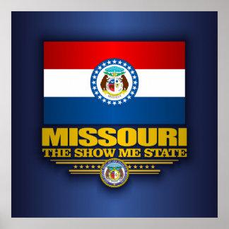 Missouri Pride Poster