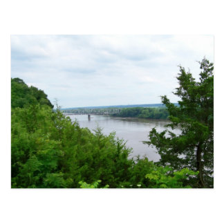 Missouri River Postcard