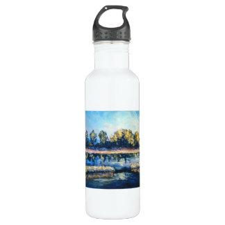 Missouri River Song, Sue Ann Jackson Signature 24oz Water Bottle