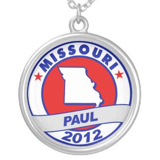 Missouri Ron Paul Necklaces