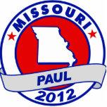 Missouri Ron Paul Photo Sculptures