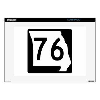 Missouri Route 76 Skin For Laptop