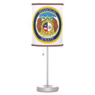 MISSOURI SENATE TABLE LAMP
