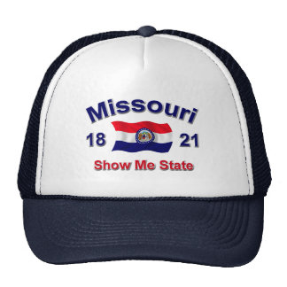 Missouri Show Me State Trucker Hat