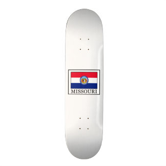 Missouri Skateboard Deck