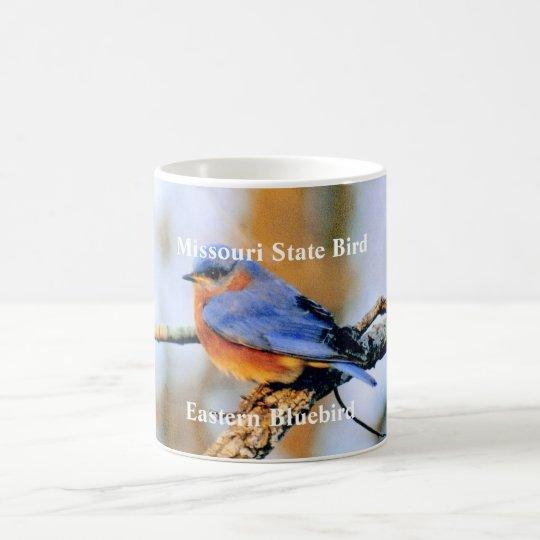 Missouri State Bird, Eastern Blu... Coffee Mug