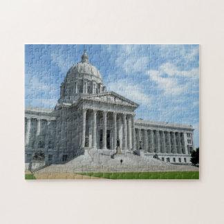 Missouri State Capitol Jigsaw Puzzle