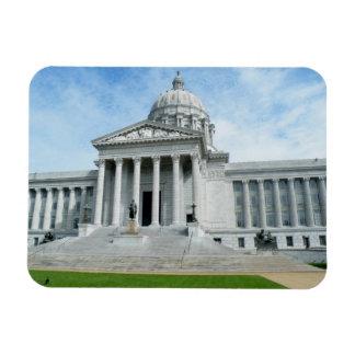 Missouri State Capitol Magnet