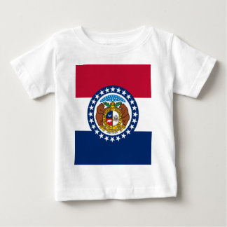 Missouri State Flag Baby T-Shirt
