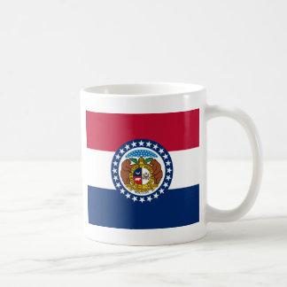 Missouri State Flag Coffee Mug