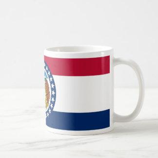 Missouri State Flag Coffee Mugs
