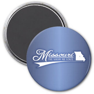 Missouri State of Mine Magnet