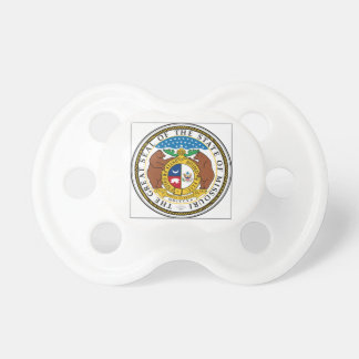 Missouri State Seal Pacifiers