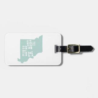 Missouri State Slogan Motto Luggage Tag