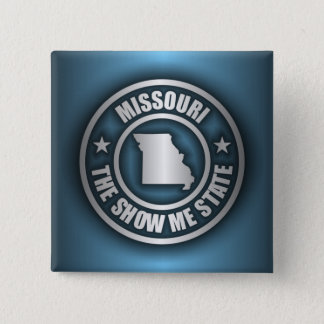 """""""Missouri Steel (Blue)"""" Buttons"""