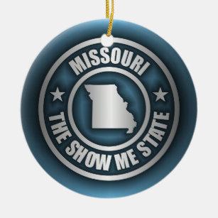 Missouri Ornaments Amp Keepsake Ornaments Zazzle