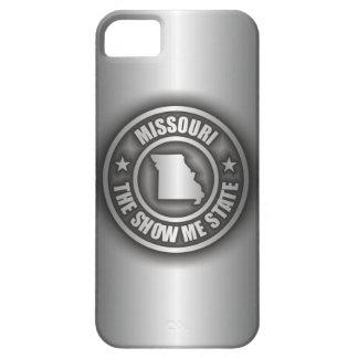 """Missouri Steel"" iPhone 5 Cases"