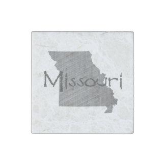 Missouri Stone Magnet