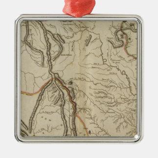 Missouri Territory formerly Louisiana Christmas Ornament