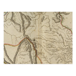 Missouri Territory formerly Louisiana Post Cards