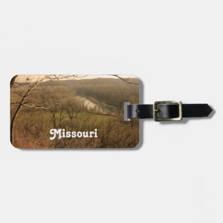 Missouri Travel Bag Tags