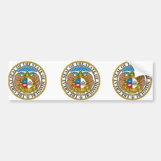 Missouri, USA Bumper Stickers
