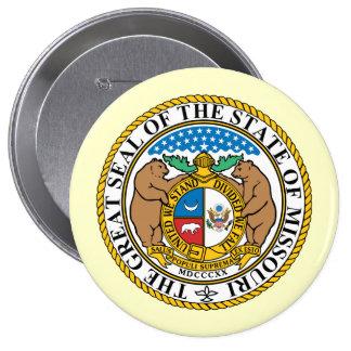 Missouri, USA Button