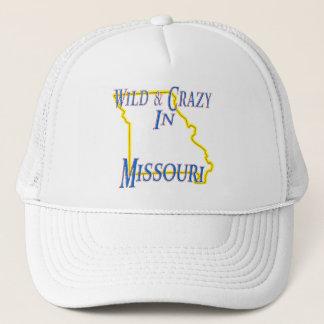 Missouri - Wild and Crazy Trucker Hat