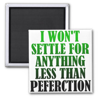 Misspelled Perfection Funny Fridge Magnet