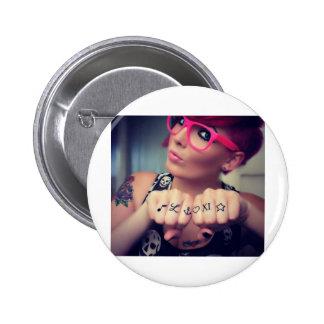missteri85 tattooed fingers print pin
