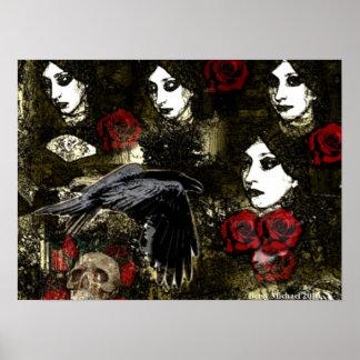 Misstress del cuervo impresiones