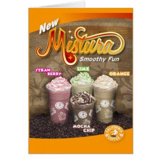 Misstura Magic Mixers - Orange Card