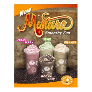 Misstura Magic Mixers Postcard
