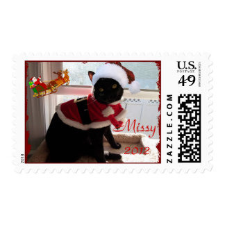Missy 2012 postage stamps