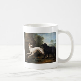Missy and Luttine by Jean-Baptiste Oudry Coffee Mug