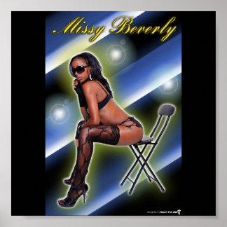 Missy Beverly - Chair Blue Print