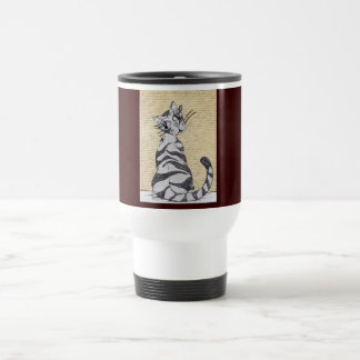 Missy Cat 7 Travel Mug