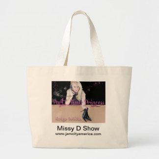 Missy D Handbag Tote Bags