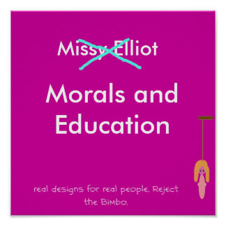 Missy Elliot Poster