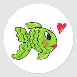missy fishy sticker