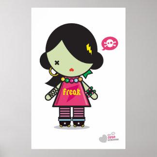 missy freak poster