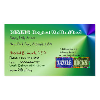 Missy Pakenham - Super Shine CDROMS Business Card Template