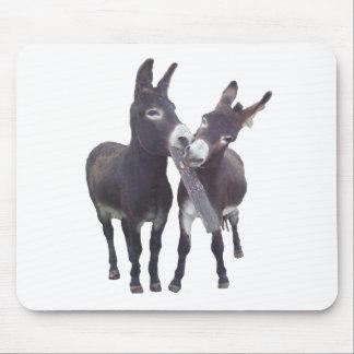 """Missy's Donkeys"" Mousepad"