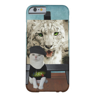 Missy's Inner Snow Leopard Barely There iPhone 6 Case