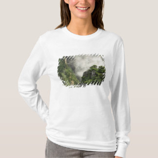 Mist among the peaks and valleys of Grand Canyon T-Shirt