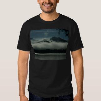 Mist at the Lake T-shirt