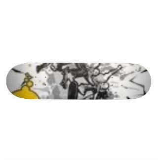 MIST Graffiti Deck Skateboard Decks