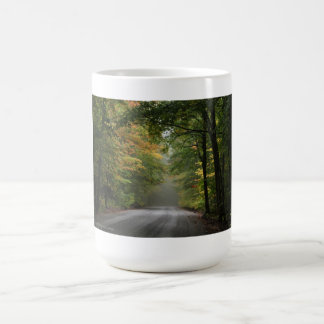 Mist in the Forest Mugs
